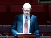 Senator Leyonhjelm on the Foreign Fighters Bill