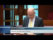 Senator Leyonhjelm's blistering speech on the Pharmacy Guild and corporate welfare