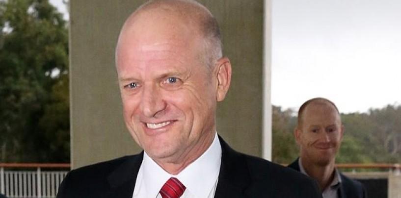 David Leyonhjelm declares war on nanny state