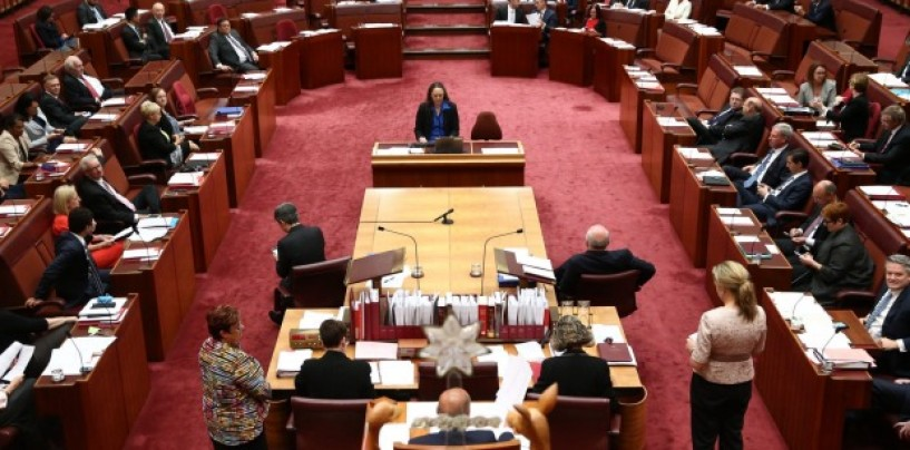 Senate voting reform will entrench the Greens as the 'balance of power' party
