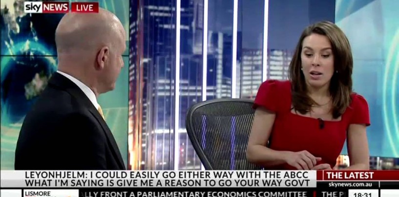 Senator Leyonhjelm on the new Senate   Sky News 4 Aug 16