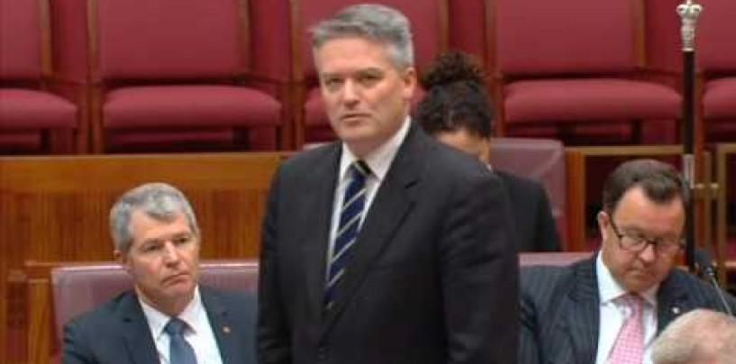 Leyonhjelm asks for a please explain on super