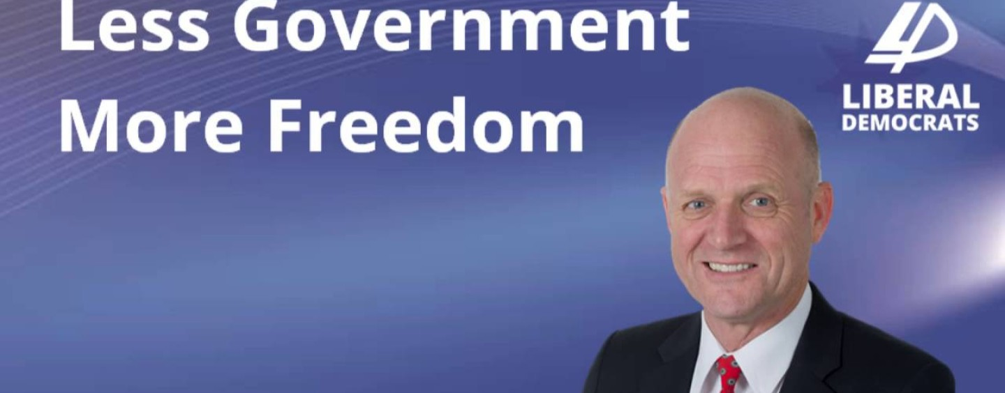 Senator Leyonhjelm on political donations and transparency