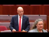 Taxation without representation sucks: Leyonhjelm on levies