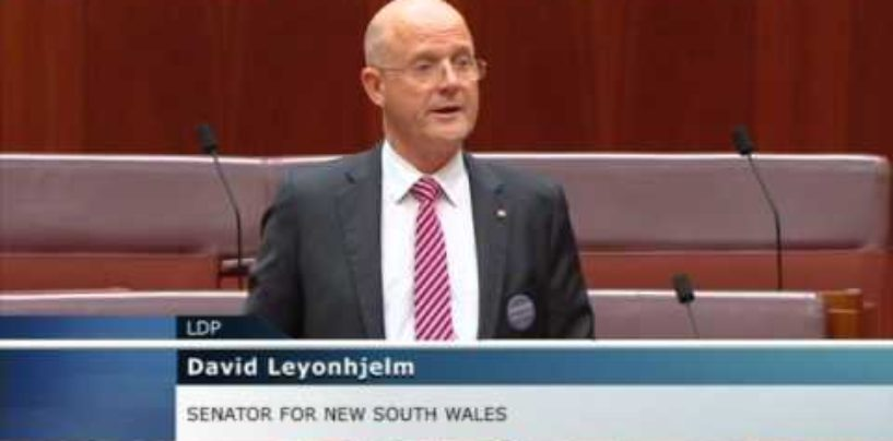 Lockout changes are not good enough: Leyonhjelm