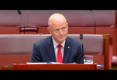 Leyonhjelm to Cormann: stay out of our super