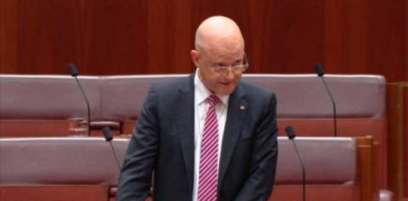 Leyonhjelm on the ABCC Bill