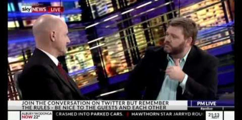 Paul Murray Live with Senator Leyonhjelm