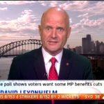 David Leyonhjelm and Pauline Hanson discuss entitlements on childcare on Sunrise