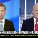 David Leyonhjelm tells precious snowflakes to 'suck it up' on AM Agenda