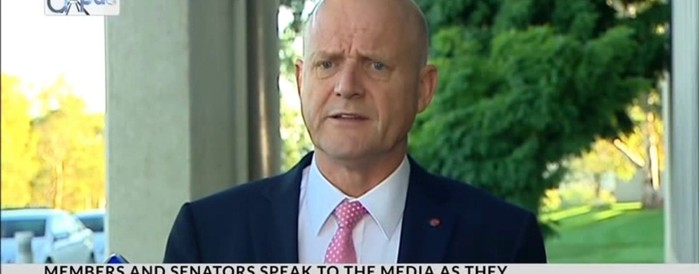 David Leyonhjelm reconfirms support for final ABCC bill