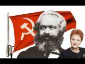 Is Pauline Hanson a communist?