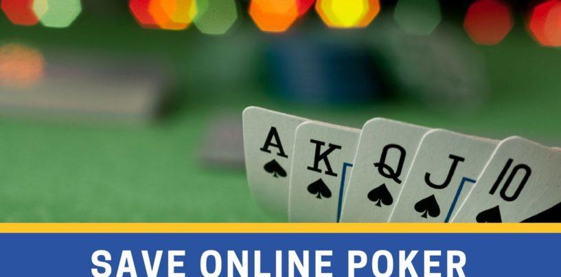 Online poker bans and free speech