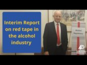 Red Tape in the Alcohol Industry