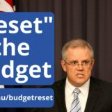 "Time to ""Reset the Budget"""
