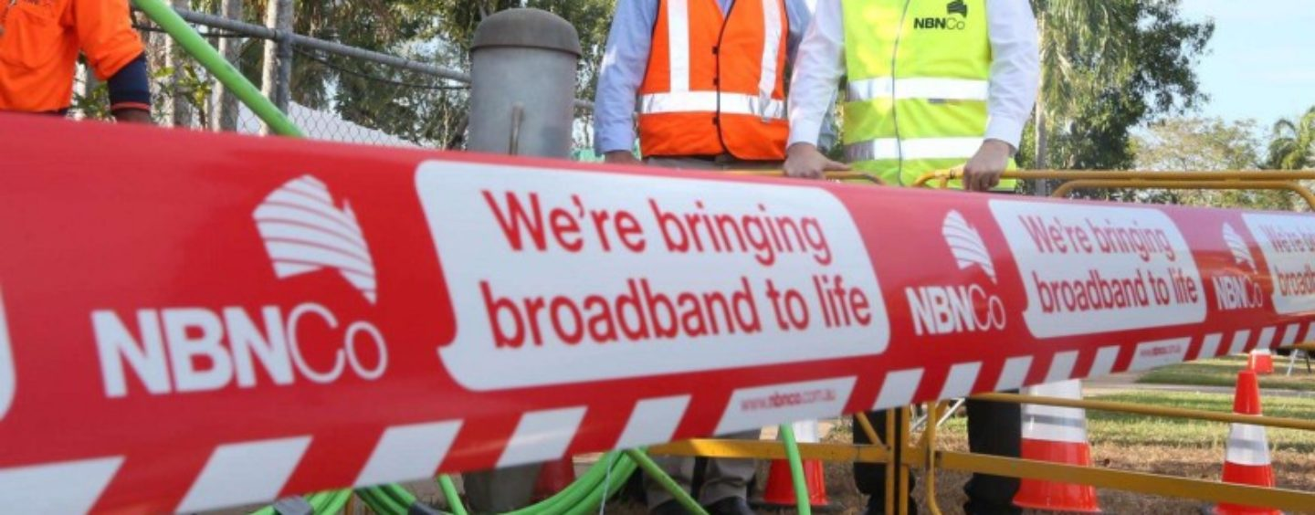 NBN monopoly screws everyone equally and should be privatised