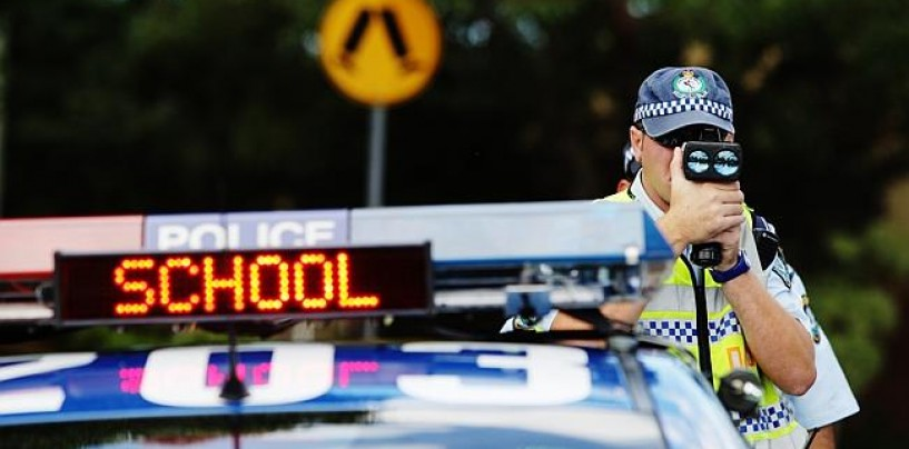 The law needs to slow down, not the speeding drivers