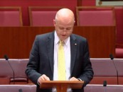 Leyonhjelm on the Lib Dems marriage bill