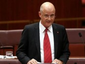 Senator David Leyonhjelm on national security legislation