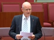 Senator Leyonhjelm's speech on Australia's new online copyright regime