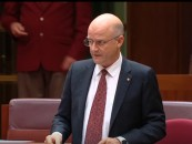 Senator Leyonhjelm's Budget Reply Speech, May 2015
