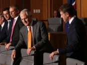 Malcolm's tax mistake was asking the State premiers