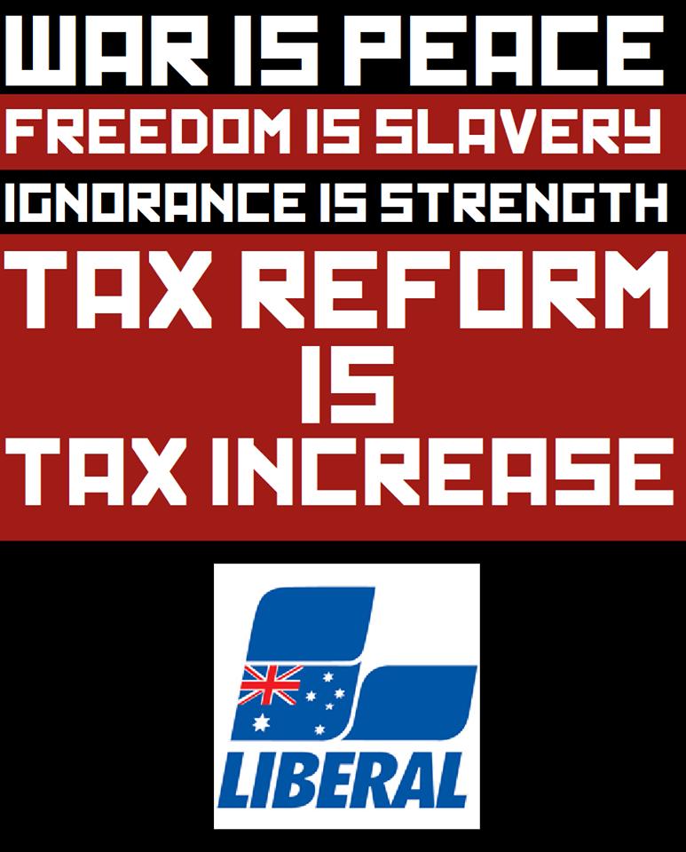 Orwell tax