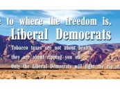 Marlboro Man makes comeback as Liberal Democrats seek smokers' vote