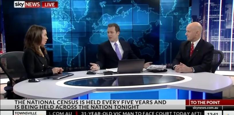 Senator Leyonhjelm talks about the 2016 Census