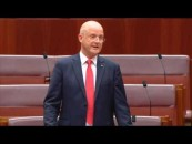 Leyonhjelm on Sydney lockouts and the Callinan recommendations