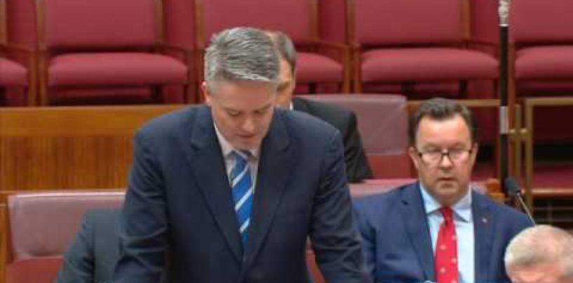 Leyonhjelm keeps up the pressure on super