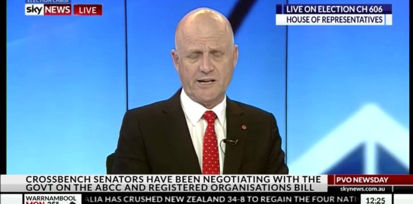 ABCC Negotiations and Asylum Seekers