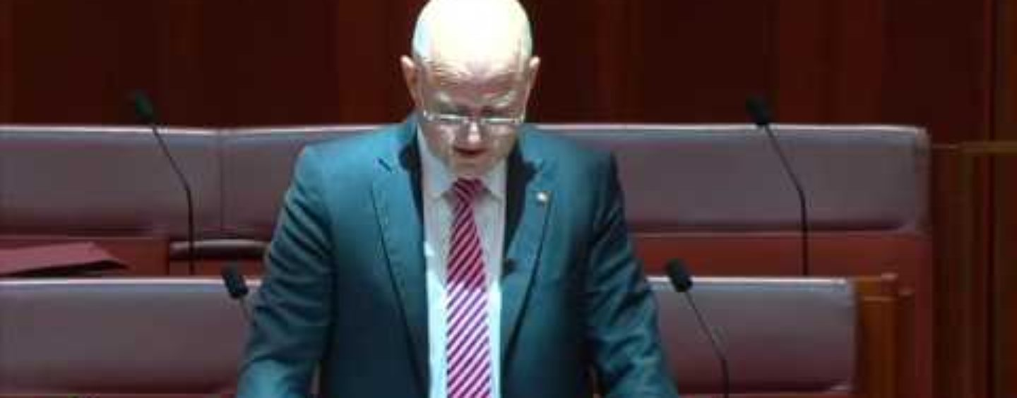 No race-based uni support – Senator Leyonhjelm