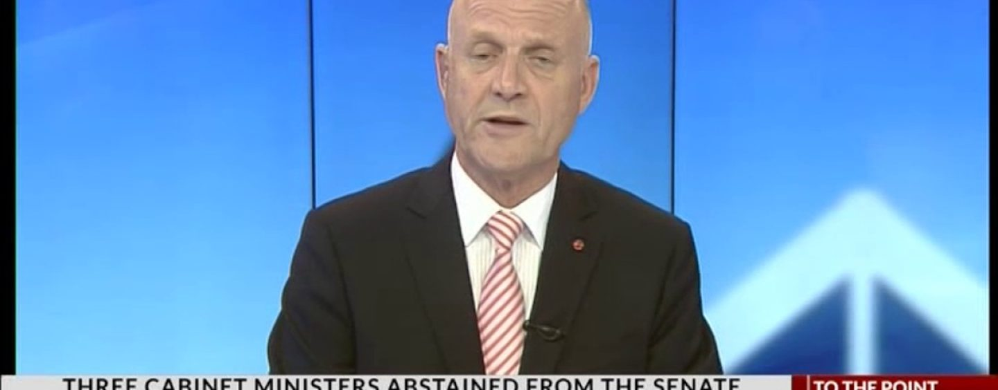 Senator Leyonhjelm on his push to disallow the Adler ban with National Party support