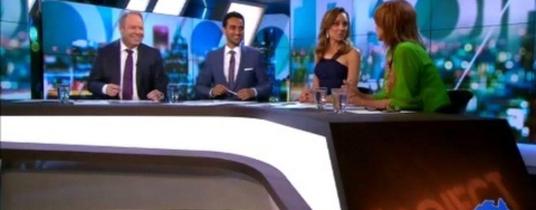 David Leyonhjelm talks Social Media on The Project