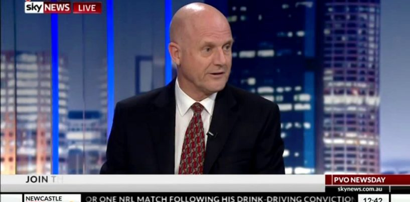 David Leyonhjelm on Concealed Carry in Australia