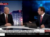 David Leyonhjelm talks tertiary education on Sky News