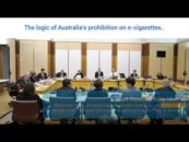 E-cigarettes in Australia: Breaking the law to save your own life