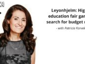 Leyonhjelm: Higher education fair game in search for budget repair