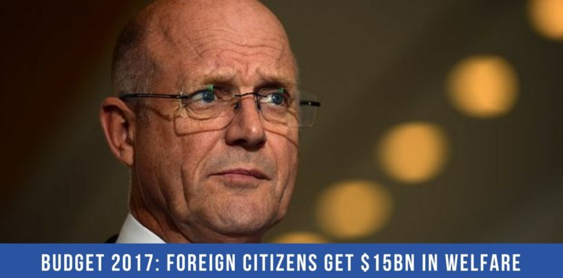 Welfare for foreign citizens and the 2017 budget