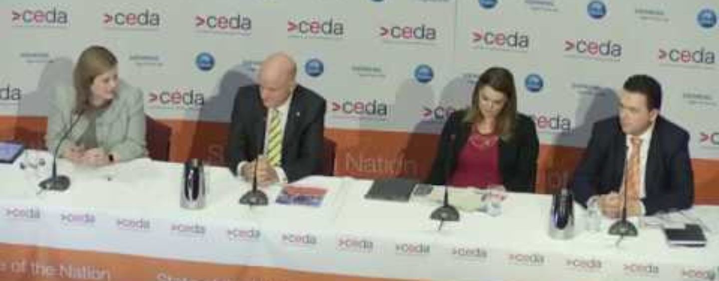 CEDA's State of the Nation 2017 – The Senate Crossbench (Full)